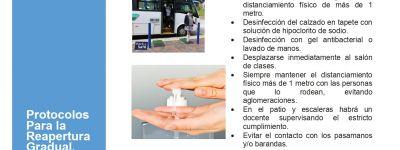 PROTOCOLOS DE BIOSEGURIDAD PARA LA ALTERNANCIA GPS 2021 pag, 2