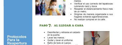 PROTOCOLOS DE BIOSEGURIDAD PARA LA ALTERNANCIA GPS 2021 pag,4